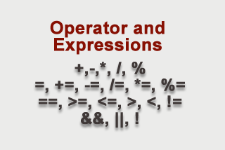 Operator and Expressions