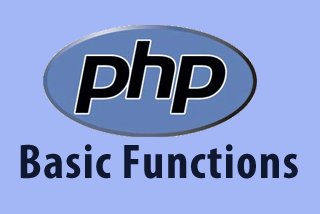 Writing functions to insert, update, search, delete from SQL tables in PHP