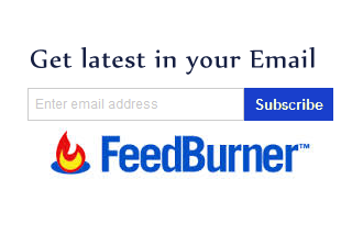 Adding RSS Feed to feedburner for email subscription