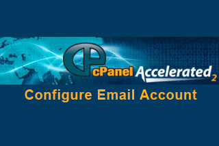How to configure email client from cPanel